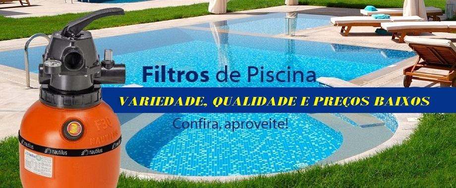 Filtros de Piscina